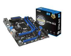 MSI Z97M-G43 MATX motherboard £69.49 delivered @ micom.co.uk
