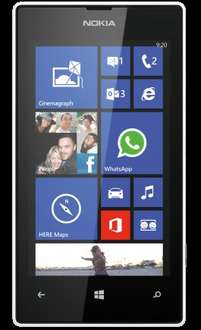 Nokia Lumia 520 (Nearly New) from £5p/m on Talk-Talk mobile (From £125 for 24 months) TalkTalk customers only