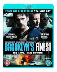 Brooklyn's finest (blu ray) used (very good) for £1.60 @ AMAZON (zoverstocks)