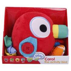 Carol the Activity Bird was £7.50 now £2.40  @ Sainsburys instore