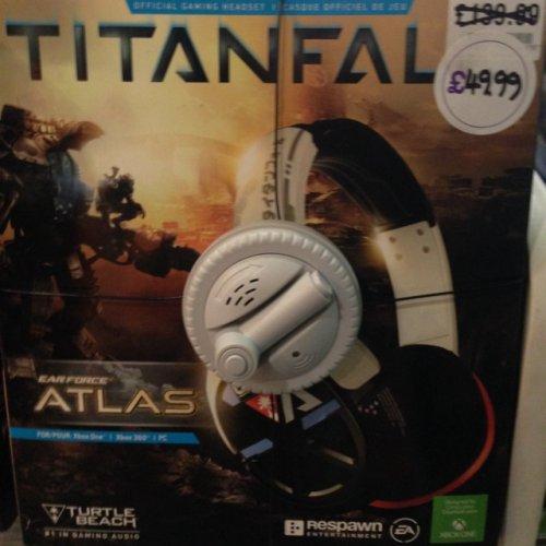 Turtle Beach Titanfall Headset £49.99 @ HMV