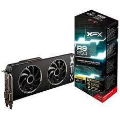 XFX Radeon R9 290 DD Black Edition 4096MB GDDR5 PCI-Express Graphics Card  £259.99(plus postage for non forum members) @ OCUK