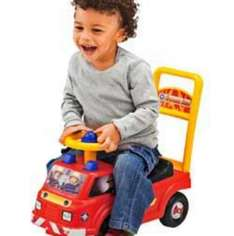 Fireman Sam and peppa pig my first ride ons now only £9 @ amazon