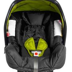 Graco Evo Junior Baby Car Seat - lime Now £27.00 RRP £89.99 at mother care online