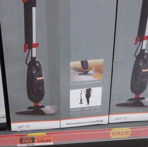 Vax Vacuum Steamer  £39.99 RRP £99.99! @ Sainsburys