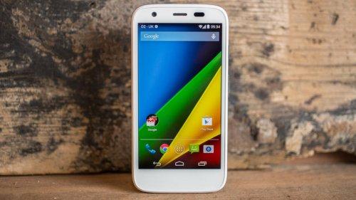 Moto G 4G, 750 mins, 5000 texts, 2GB data £16 @Tesco mobile