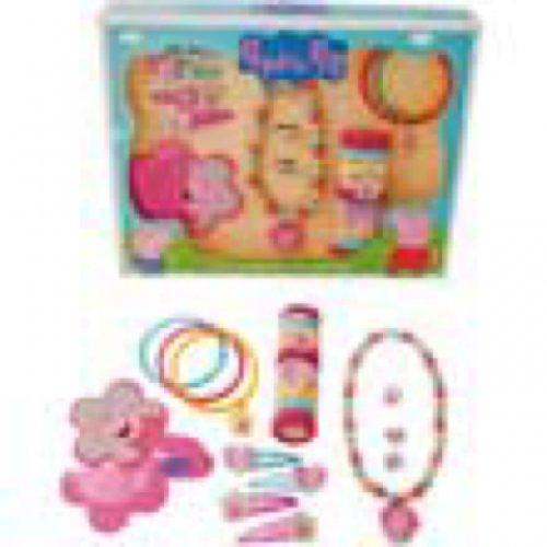 Peppa Pig Girls' Bumper Hair Set £0.99 @ Argos