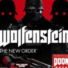Wolfenstein The New Order £29.99 Xbox One Grainger Games