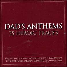 Dads Anthems 2 cd for £2 from tesco direct plus free delivery
