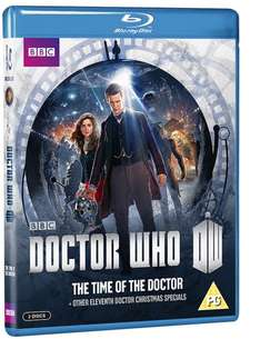 Doctor Who - The Time of the Doctor & Other Eleventh Doctor Christmas Specials [Blu-ray] Amazon £8.00 (Free Delivery with Prime/£10 spend)