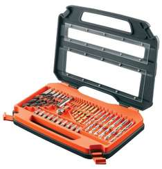Black & Decker 35-piece Accessory Set in Carrycase, £9 delivered from amazon