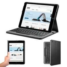 [Flash Sale] Anker TC980 Bluetooth Folio Keyboard Case for iPad Air £25.99-£10 OFF Fulfilled by Amazon