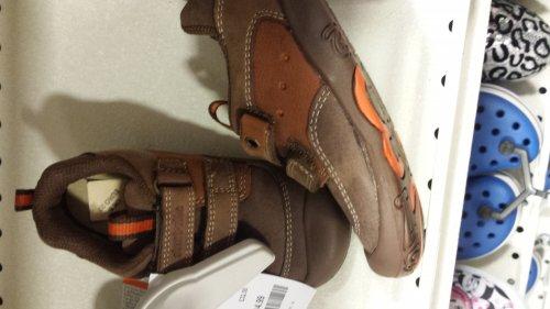 startrite brown boys shoes - £14.99 instore @ TKMaxx