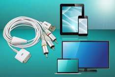 iPad-TV USB Connector - £10.99 delivered @ Gizmo Gadgets / Wowcher