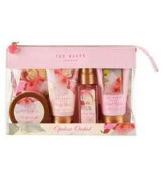 2 X Ted Baker Gift Sets for £10.50 or free Gift Set with Ted Baker purchases over £10 @ Boots