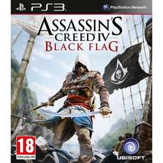 Assassin's Creed 4: Black Flag (PS3) at ASDA (instore and online)