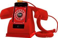 Ice-Watch Ice-Phone Retro Handset -Various Colors  @ Amazon UK sold by Shade Station
