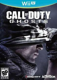 Wii U - Call of Duty: Ghosts @ Amazon for £13.98 + 2.03P&P