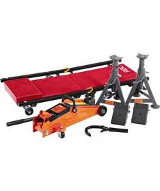 Rac garage kit, Argos £29.99