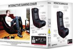 4Gamers Officially Licensed Interactive Gaming Chair PS3 for £59.99 delivered @ Amazon/Sweetbuzzards