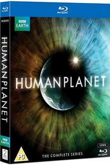 Human Planet - Blu Ray [Region Free] £7.79 Amazon - Free Delivery on orders over £10