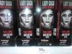 Lady Gaga singing toothbrush - 99p in Home Bargains (instore)