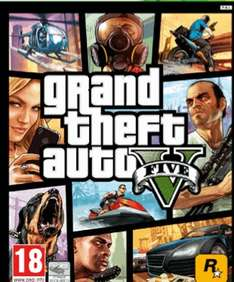 Preowned Grand Theft Auto 5 £19.99 @ Game