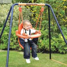 Hedstrom 2-in-1 Swing with 5 Point Harness £22.50 @ Amazon
