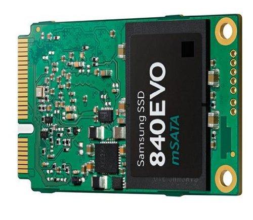 Samsung 840 EVO 250GB mSATA Solid State Drive £104.89 @ Amazon.co.uk
