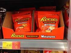 Reese's Peanut butter cups. 2 for £3 @ Asda. Share bags miniatures.