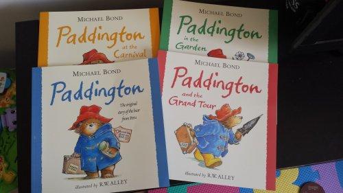 Paddington Bear Books £1.00 at Poundland