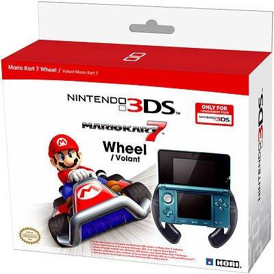 3DS MARIO KART 7 WHEEL 3DS £2.99 delivered @ shopto on ebay