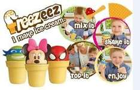 Freezeez ice cream shaker/makers - £8.99 Free Argos C&C or Free 2nd Class Post @ global_megastore ebay