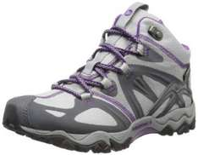 Merrell Womens GRASSBOW MID SPORT GTX Trekking & Hiking Shoes - Amazon - £36.01