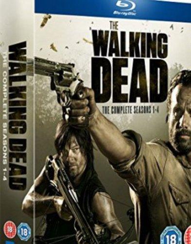Pre-Order: The Walking Dead Season 1-4 on Blu Ray - £64.75 @ Amazon