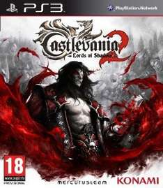 Castlevania: Lords of Shadow 2 Digital Bundle (PS3) for £11.99 (£10.79 for PS Plus Members) @ Sony PSN Store