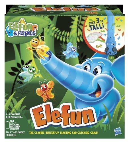 Hasbro Elefun £ 6.79 @ Amazon (Free delivery on a £10 spend / Prime / Locker)