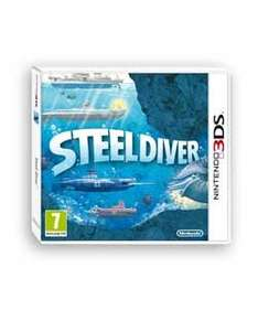 Steel Diver 3DS down to £3.99 @ Argos