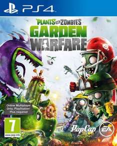 Plants Vs Zombies Garden Warfare PRE-ORDER £29.97 @ Gamestop