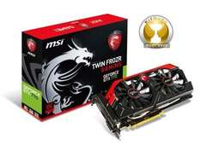 MSI GeForce 2GB GTX 770 Twin Frozr OC £209.99 with Watch_Dogs @ dabs.com