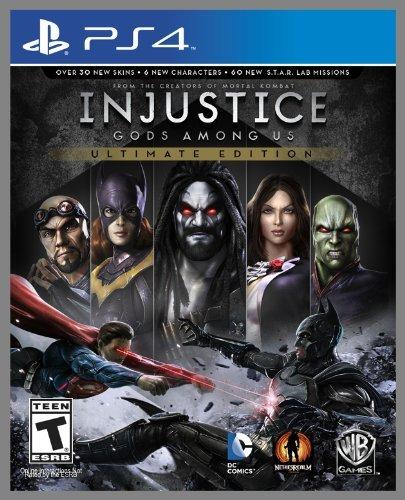 Injustice Gods Among Us (PS4) £4.93 @ Amazon.com
