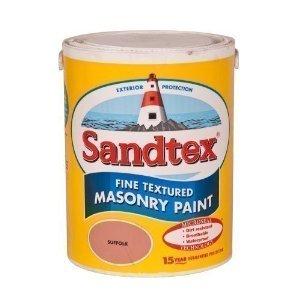 Sandtex masonry paint Suffolk 5L £5.99 @ JTF