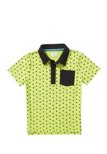 F&F Boys Skull print Polo shirt £1.35 at Tesco clothing