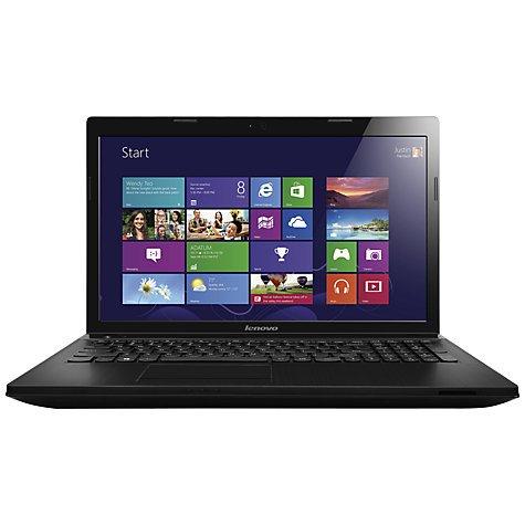"""Lenovo G500 Laptop, Intel Celeron (1000M or 1005M?!), 4GB RAM, 1TB, 15.6"""", Black £229.95 @ John Lewis"""