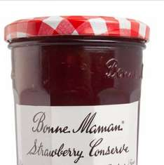 Bonne Maman jam (all flavours) now £1.50 @ Sainsburys