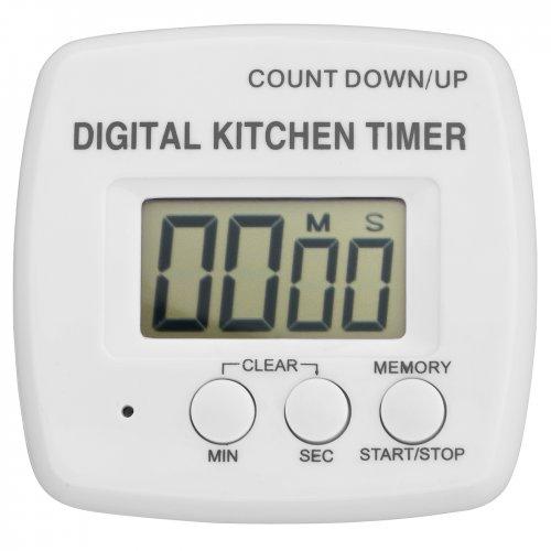 ** George Home Digital Kitchen Timer £1.20 @ Asda Direct **