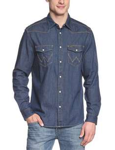 WRANGLER Long Sleeve Classic Western Men's Shirt £18.12 free delivery Amazon