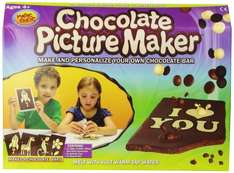 PACK OF FOUR Magic Choc Chocolate Picture Maker £4.85 @ amazon (free del if you spend over 10)