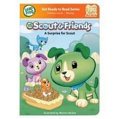 LeapFrog LeapReader Junior Book - Scout and Friends £2.49 @ Argos FREE DELIVERY