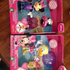 Minnie Mouse Colour Changing Sets - £3.25 instore @ Boots